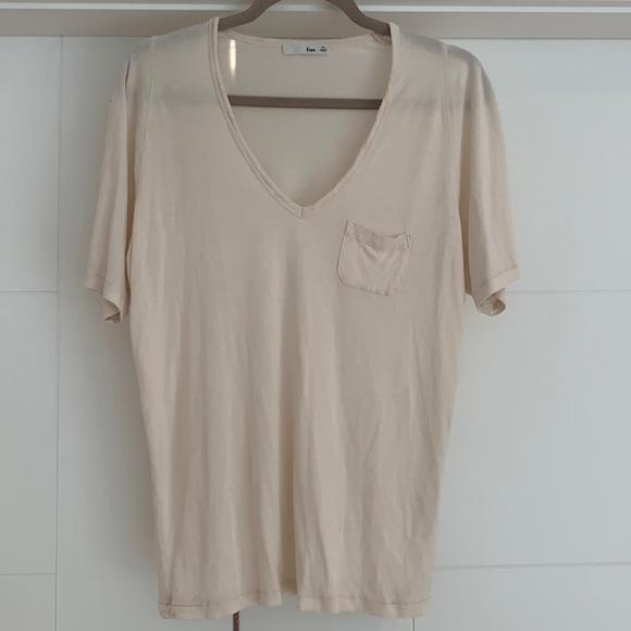 Wilfred Free V-Neck Pocket T-Shirt